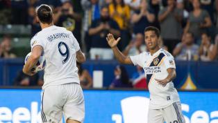 REVELADO: El Galaxy le bajaría el sueldo a Gio para mantener a Zlatan en el equipo