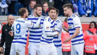 SV Sandhausen - MSV Duisburg | Die offiziellen Aufstellungen
