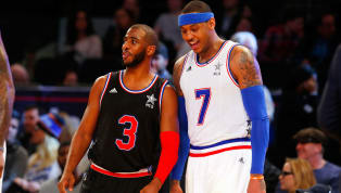 Rockets Hoping Chris Paul Can Revive Melo if They Make the Move