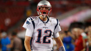 Tom Brady Seems Extra Angry This Week and is Definitely Going to Slaughter the Lions