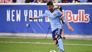 CALIDAD PURA: David Villa se luce en la clasificación del New York City FC a los playoffs de la MLS