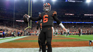 Baker Mayfield Outsold All NFL Players Thursday Just Between Halftime and Midnight