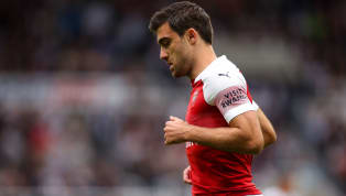 Sokratis Doubtful for Arsenal's Leicester Clash After Limping Out of Greece's 2-0 Defeat to Finland