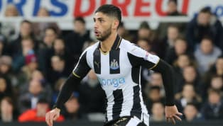 Report Claims Italian Side Lining Up January Swoop for Newcastle Defender Achraf Lazaar