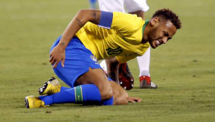Neymar Answers Critics; Says Rival Players Always Hit Him When He Tries to Get Past Them