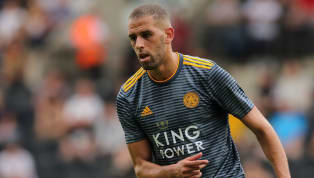 Leicester Striker Islam Slimani Completes Season-Long Loan Move to Turkish Giants Fenerbahce