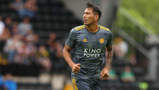 Leicester Confirm Permanent Departure of Leonardo Ulloa Following Four-Year Stay
