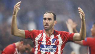 Juventus Set to Follow Up Cristiano Ronaldo Signing With a Move for Atletico Madrid Stalwart Godin