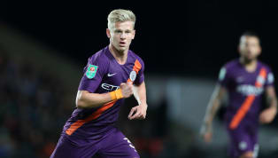 Real Betis & Napoli Eyeing Up January Loan Move for Manchester City Outcast Oleksandr Zinchenko