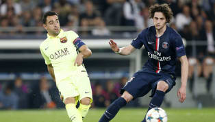 Barcelona Legend Xavi Hails PSG's 'Excellent' Adrien Rabiot as Links With Midfielder Continue