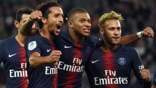 Neymar rasga elogios a Mbappé após noite histórica do atacante francês