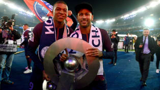 PSG President Insists There Are No Problems Between Neymar And Kylian Mbappe