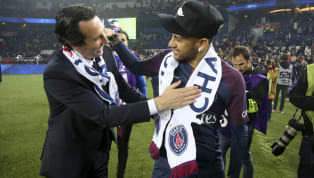 PSG Star Neymar Confident That Unai Emery Will Lead Arsenal to Success