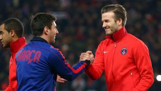 Medien: David Beckham will Lionel Messi nach Amerika lotsen