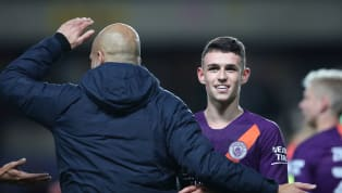 Pep Guardiola Dismisses Comparison Between Foden & Iniesta After Starlet's Role in 3-0 Oxford Win