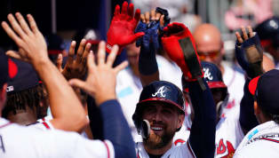 Braves Clinch NL East Title With Domination of Phillies