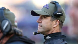 REPORT: Ravens and John Harbaugh Expected to Mutually Part Ways After Season