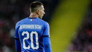 Juventus Winger Federico Bernardeschi Withdraws From Italy Squad With Muscle Injury