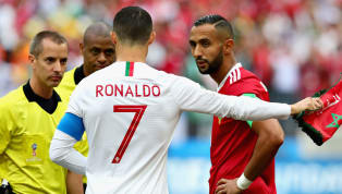 FIFA chính thức rửa oan cho Ronaldo sau vụ tố cáo của cầu thủ Ma-rốc
