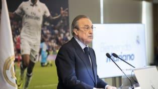 """Florentino Perez: """"Quella della Juve era l'unica offerta per Ronaldo. Ecco perché è andato via"""""""