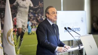 Florentino Perez 'Outright Rejects' Idea of Real Madrid Playing La Liga Match in USA
