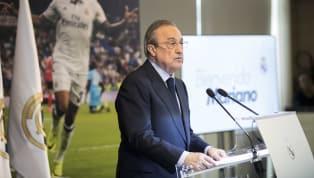 RESPECT : Florentino Pérez tend la main à CR7 et Zidane