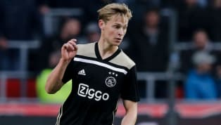 Real Madrid Join Man Utd, Barcelona & Others in Growing List of Clubs Eyeing Frenkie de Jong