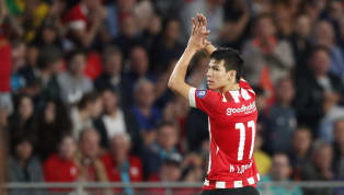 PSV Eindhoven's Hirving Lozano Chased By Five Clubs as Mexican Starlet Readies Himself for Big Move