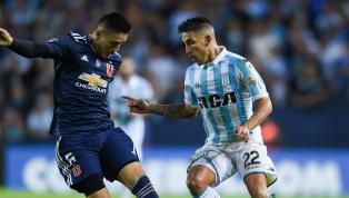 La reacción de Ricardo Centurión al enterarse que jugará ante River en la Copa Libertadores