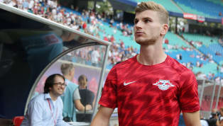 RB Leipzig Boss Confirms Real Madrid Target Timo Werner Will 'Definitely' Stay in Germany Until 2020
