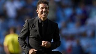 Diego Simeone verspricht: Werde eines Tages Inter trainieren