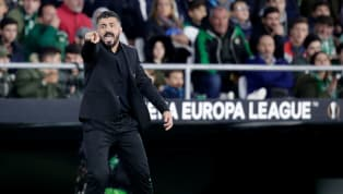 Gennaro Gattuso Admits He Is 'Counting Who Is Left' as Milan Injuries Pile Up