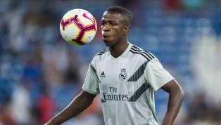 Indikasikan Rotasi Pemain Madrid Kontra Espanyol, Lopetegui Dapat Memainkan Vinicius
