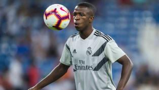Julen Lopetegui Opens Door for Vinicius Junior Debut as He Hints at Rotating Real Madrid Squad