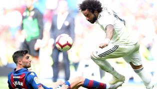 El récord negativo que estuvo a punto de romper el Real Madrid contra el Levante