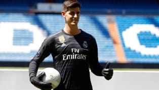 Former Atletico Madrid Captain Gabi Gutted to see Thibaut Courtois at Real Madrid