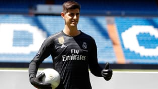 Report Reveals Reason Why New Real Madrid Signing Thibaut Courtois Is Set to Miss Super Cup Final