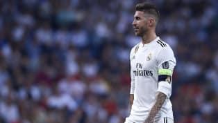 El nuevo récord de amonestaciones que batió Sergio Ramos en Champions League