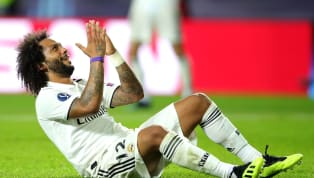 Marcelo Happy With Real Madrid Squad Despite UEFA Super Cup Defeat