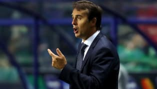 Three Things we Learnt From Julen Lopetegui's Debut with Real Madrid