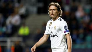 Luka Modric Rubbishes Claims He Instigated Contact With Inter Regarding Summer Transfer