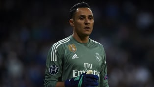 Keylor Navas Determined to Fight for Real Madrid Place Despite Thibaut Courtois Links