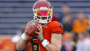 REPORT: Baker Mayfield Not Ready to Compete With Tyrod Taylor