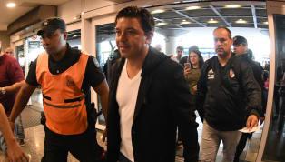 La euforia de Marcelo Gallardo con los hinchas de River luego del Superclásico