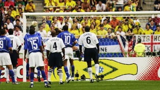 On This Day: 21st June - Ronaldinho Wonder Free-Kick Dumps England Out of 2002 World Cup