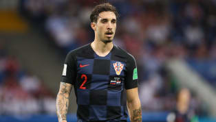 Key Croatian Defender Could Play Against England After Training Ahead of Semi-Final Clash