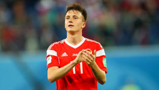 Arsenal dan Juventus Berpeluang untuk Dapatkan Aleksandr Golovin