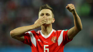 How Real Madrid-Raised Denis Cheryshev Went From Copa Del Rey Footnote to Russia's World Cup Hero