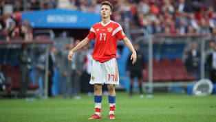 Arsenal Reportedly Receive Boost in Pursuit of Russian Star Aleksandr Golovin
