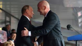 FIFA-Präsident Infantino: WM in Russland die beste aller Zeiten